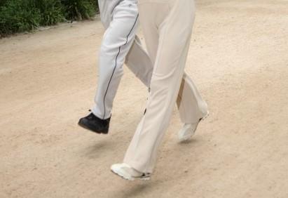 ジョギング脚