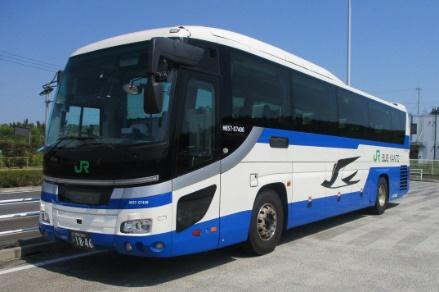 PR TIES用 バス