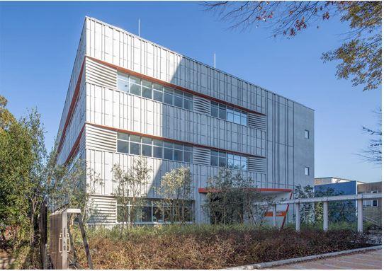 横浜磯子事業場内:技術開発センター