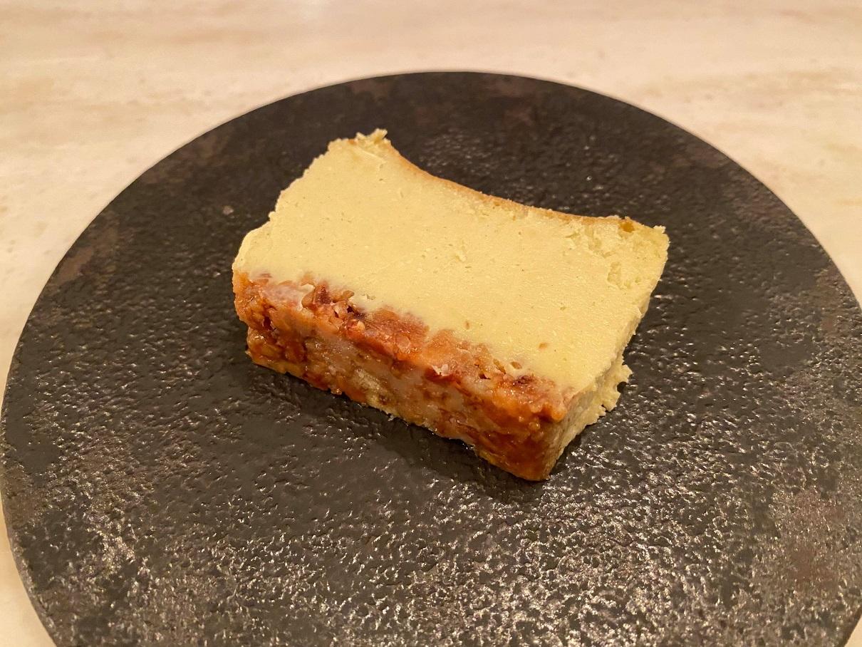WP用ユーグレナチーズケーキ